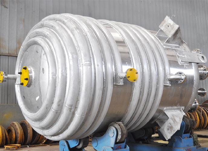 Semi coil reactor