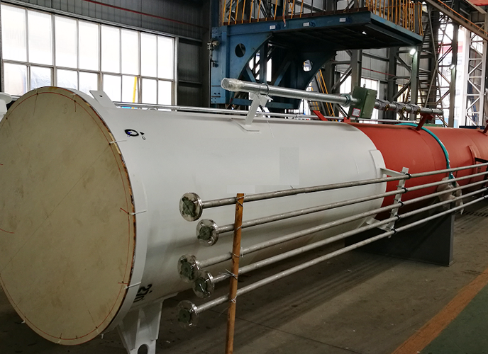Pressure vessel equipment