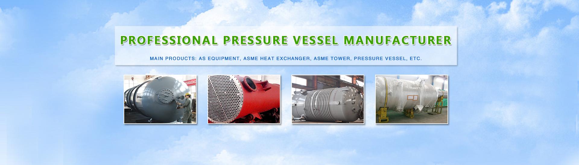 Pressure vessel manufacturer